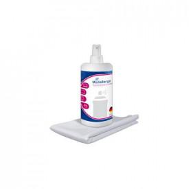 MediaRange Touchscreen Cleaning Spray w/microfibre cloth, 30ml