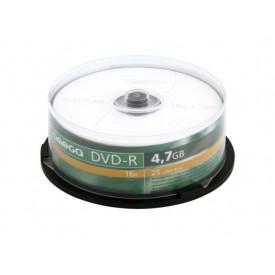 Omega DVD+R 4.7GB 16x CAKE 25