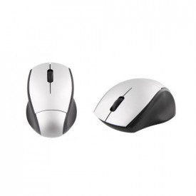 TNB GREY WIRELESS MOUSE MM240 2.4GHZ OPTICAL