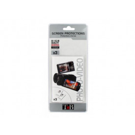 TnB SCREEN PROTECTION 1.5 TO 4,Screen protections for digital cameras/camcorders - 3 scr
