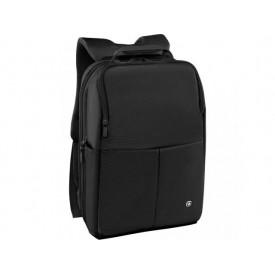 Wenger Reload 14 inch Laptop Backpack with Tablet Pocket, Black