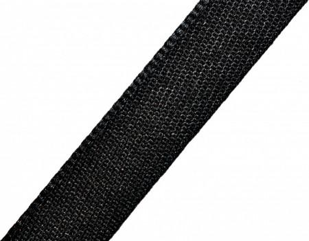 Rejansa pantalon Sibiana - 100 m rola - negru
