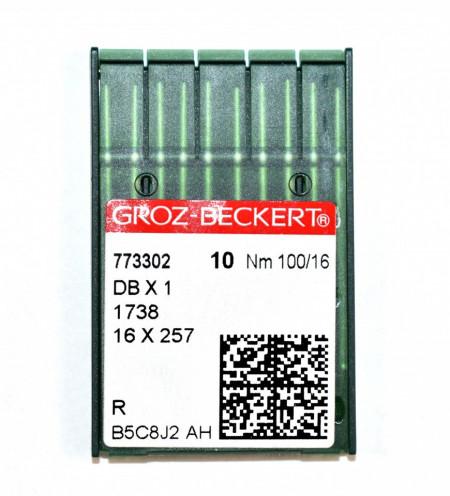 Ace masina de cusut GROZ-BECKERT DBx1 - 100/16