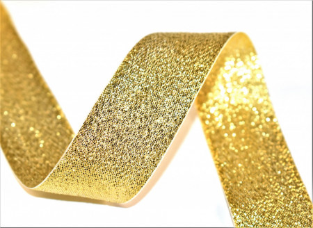 Banda Alexa 25 mm - 50 m rola - auriu