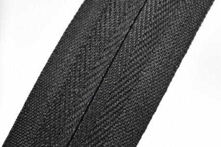 Fermoare ascunse 50 cm - negru