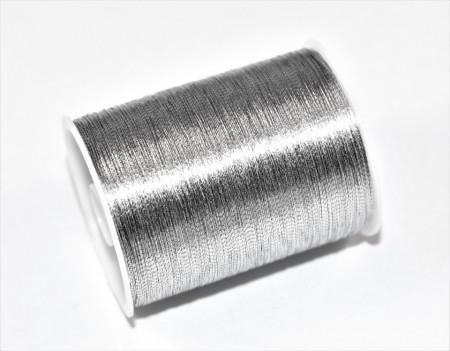 Ata metalizata argintie