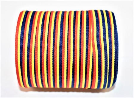 Tricolor 5 mm - 100 m rola