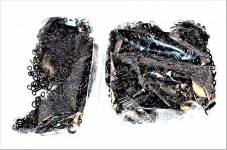 Mos & Baba nr. 3 - negru - 500 set