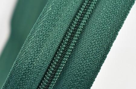 Fermoare nylon fixe nr. 3 - 50 cm, cod 272 verde inchis