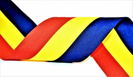 Tricolor 40 mm - 50 m rola