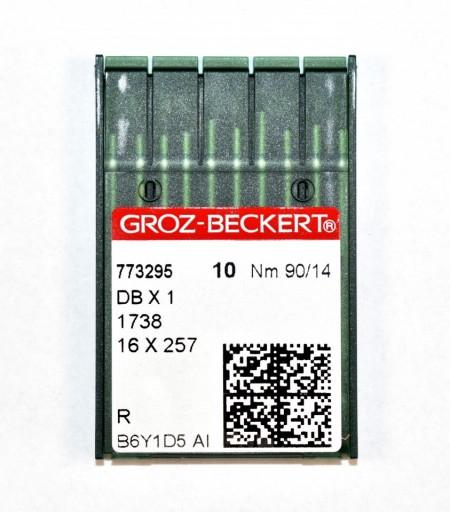 Ace masina de cusut GROZ-BECKERT DBx1 - 90/14