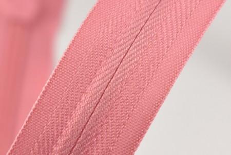 Fermoare ascunse 50 cm - cod 137 roz