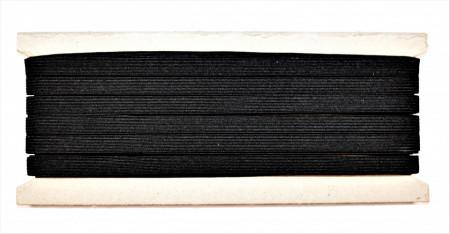 Tresa elastica Eva 7 mm - 20 m / rola negru