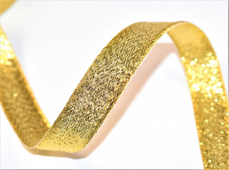 Banda Alexa 15 mm - 50 m rola - auriu