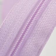 Fermoare nylon fixe nr. 3 - 50 cm, cod 068 lila