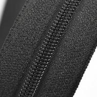 Fermoare nylon fixe nr. 3 - 50 cm - negru