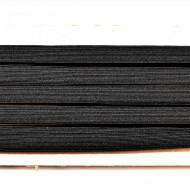 Tresa elastica Eva 10 mm - 20 m / rola negru