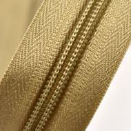 Fermoare nylon detasabil nr. 5 - 50 cm bej