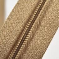 Fermoare nylon fixe nr. 3 - 50 cm, cod 294 bej