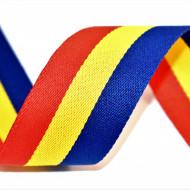 Brau tricolor 40 mm - 25 m rola