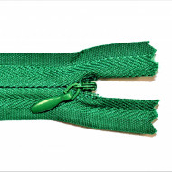Fermoare ascunse 50 cm - cod 258 verde