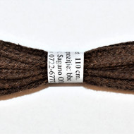 Sireturi bocanci 110 cm - maro late