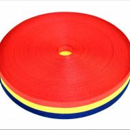 Tricolor 25 mm - 50 m rola
