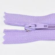 Fermoare nylon fixe nr. 3 - 20 cm lila