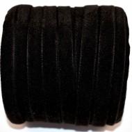 Caprioara 10 mm negru - 25 m rola