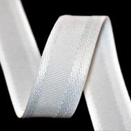 Rejansa fusta Zina 25 mm - alb