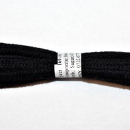 Sireturi bocanci 160 cm late - negre