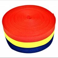 Tricolor 70 mm - 50 m rola