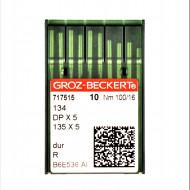 Ace masina de cusut GROZ-BECKERT DPx5 - 100/16
