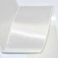 Panglica satin OZ-IS 38 mm cod - 11-0701 ivory
