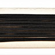 Tresa elastica Eva 5 mm - 20 m / rola negru
