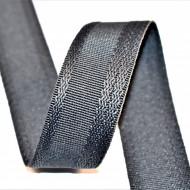 Rejansa fusta Zina 25 mm - gri inchis