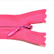 Fermoare ascunse 50 cm - cod 144 roz