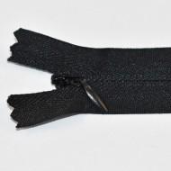 Fermoare ascunse nr. 3 - 20 cm negru