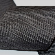 Banda Rada 60 mm - 50 m rola gri inchis