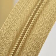Fermoare nylon fixe nr. 3 - 50 cm, cod 277 bej deschis