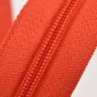 Fermoare nylon fixe nr. 3 - 50 cm, cod - 820 rosu corai