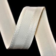Rejansa fusta Zina 25 mm - crem