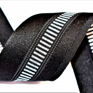 Rejansa pantalon Costin 42 mm- 50 m rola - negru