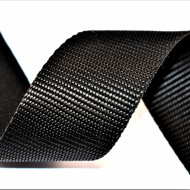 Chinga Raimond 40 mm - 50 m rola negru