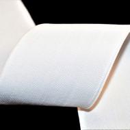 Elastic Moise 25 mm alb - 25 m rola