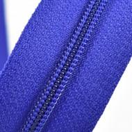 Fermoare nylon fixe nr. 3 - 50 cm, cod 233 albastru