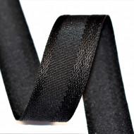 Rejansa fusta Zina 25 mm - negru