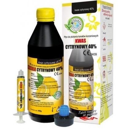 Acid citric 40% Cerkamed - 200ml