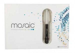 Compozit universal nanohibrid MOSAIC - Syringe Intro Kit