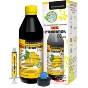Acid citric 40% Cerkamed